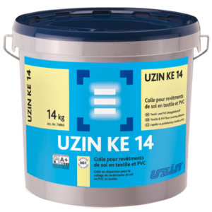 Colle dispersion acrylique spéciale Chantier KE14 – UZIN